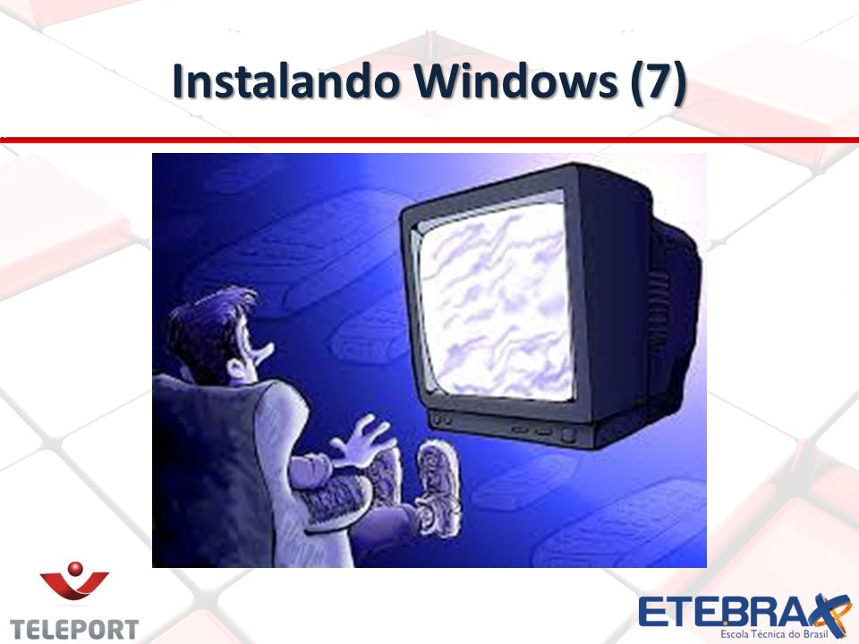 Instalando Windows (7)