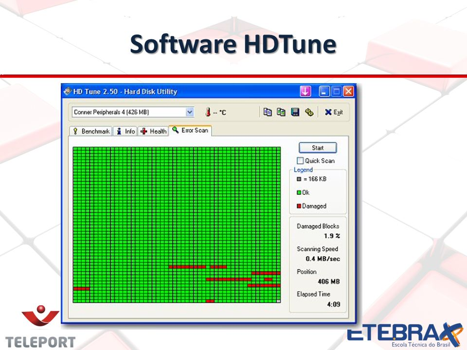 Software HDTune