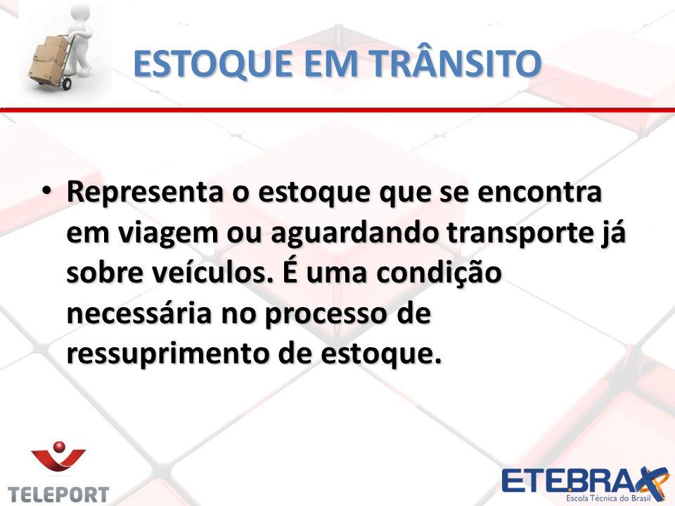 ESTOQUE EM TRÂNSITO