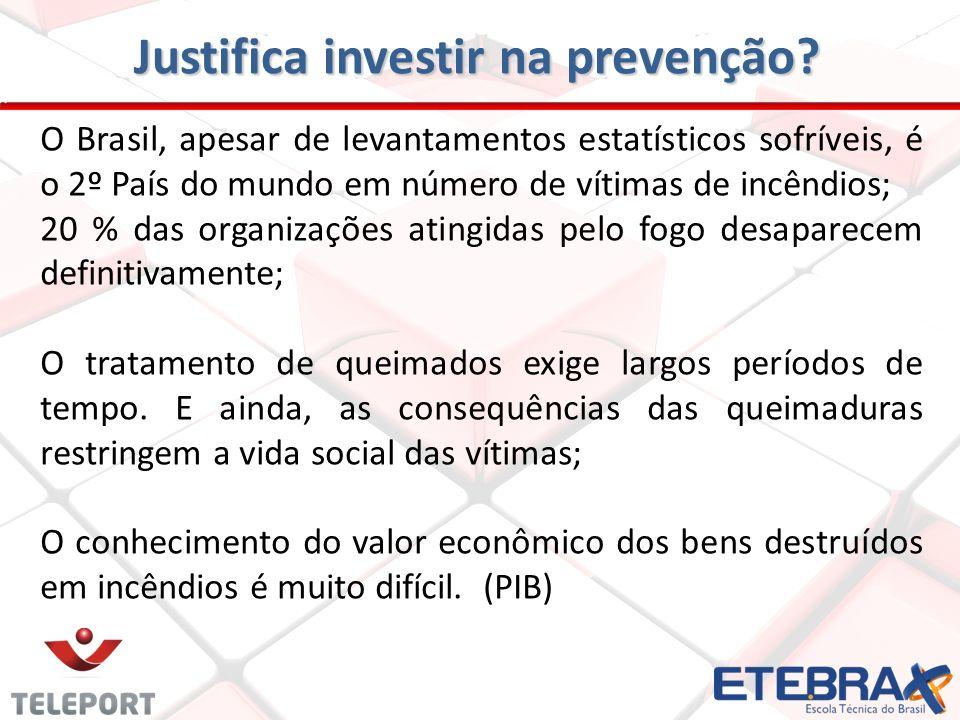 Justifica investir na prevenção