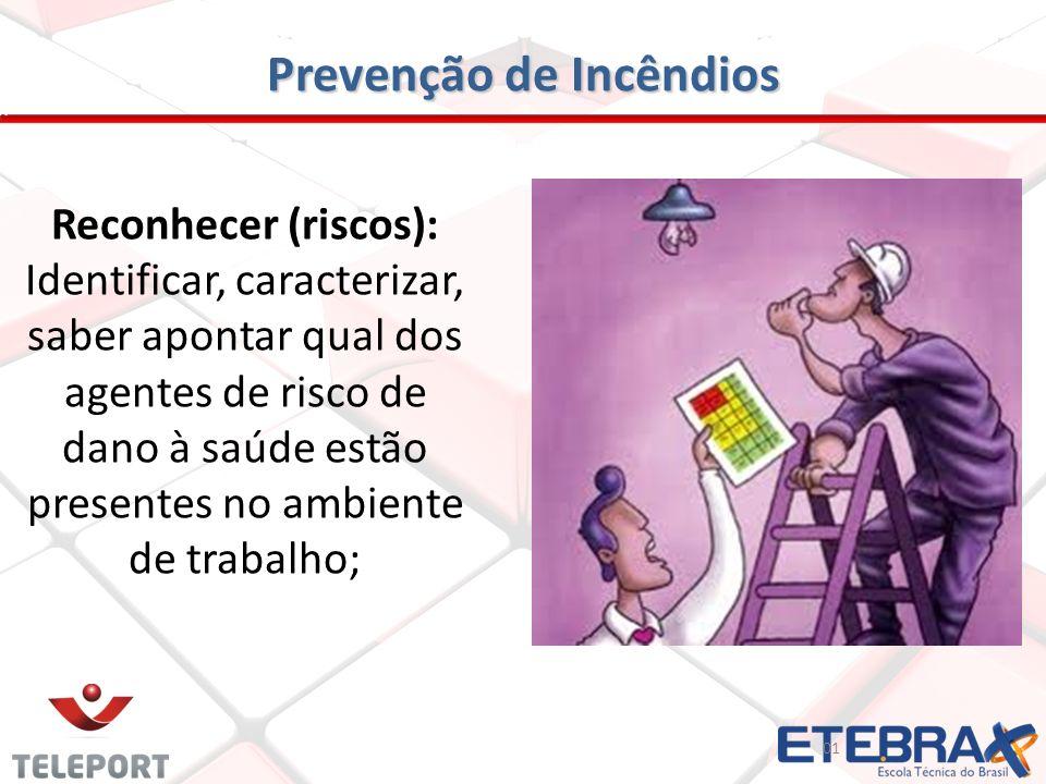 Prevenção de Incêndios