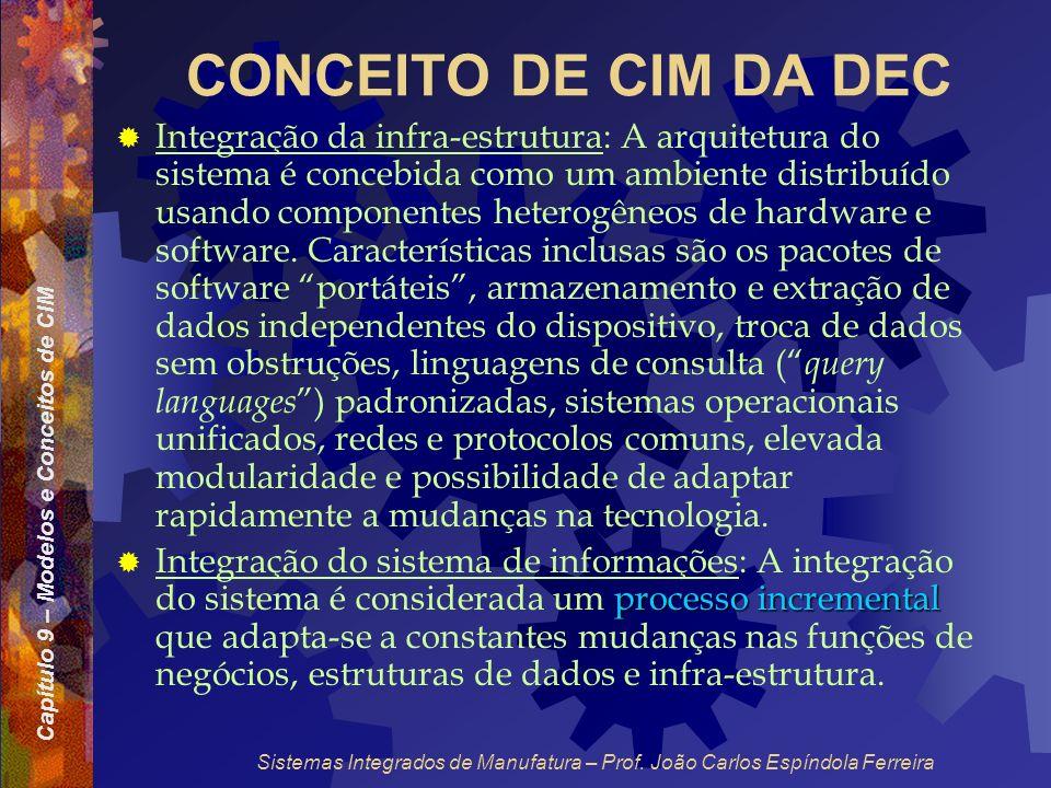 CONCEITO DE CIM DA DEC