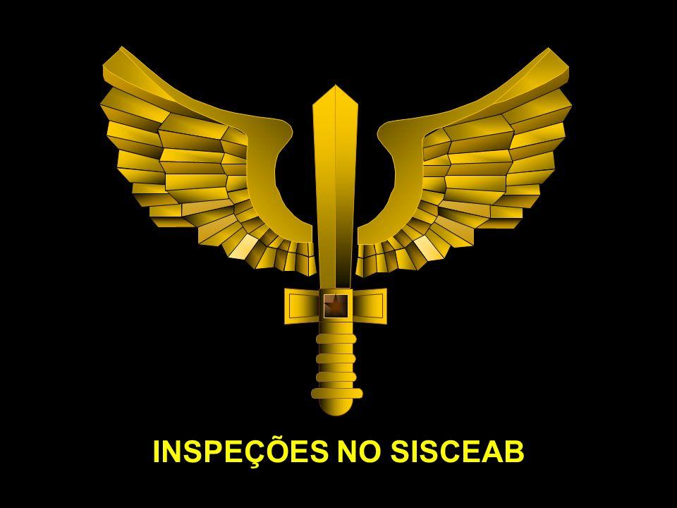 INSPEÇÕES NO SISCEAB