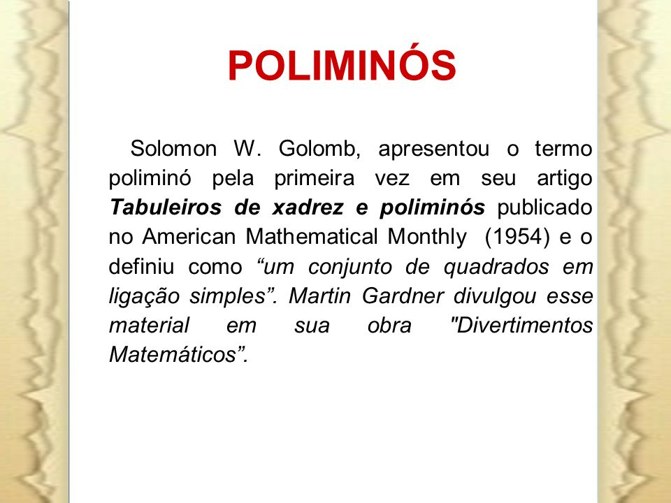 POLIMINÓS