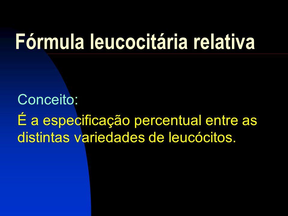 Fórmula leucocitária relativa