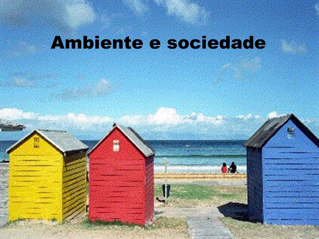 Ambiente e sociedade