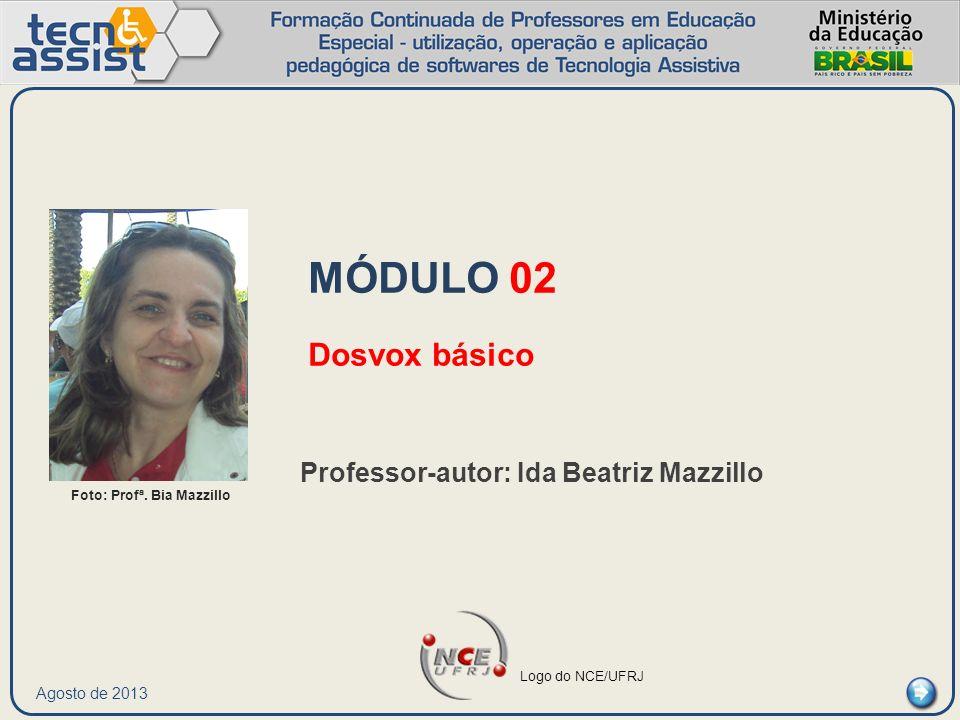 Foto: Profª. Bia Mazzillo