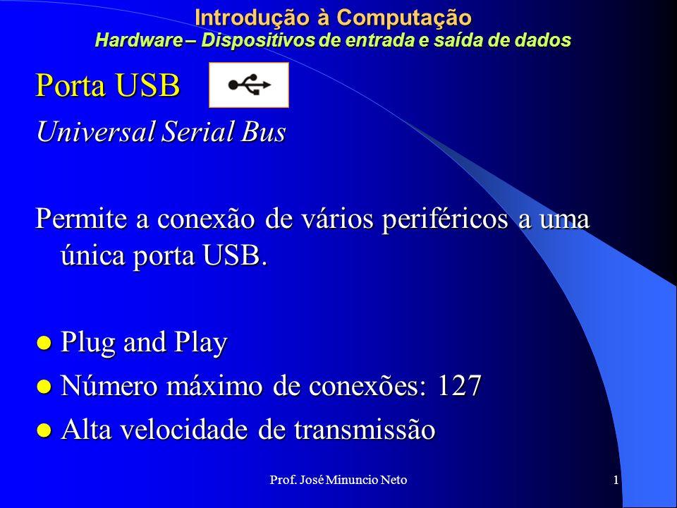 Porta USB Universal Serial Bus