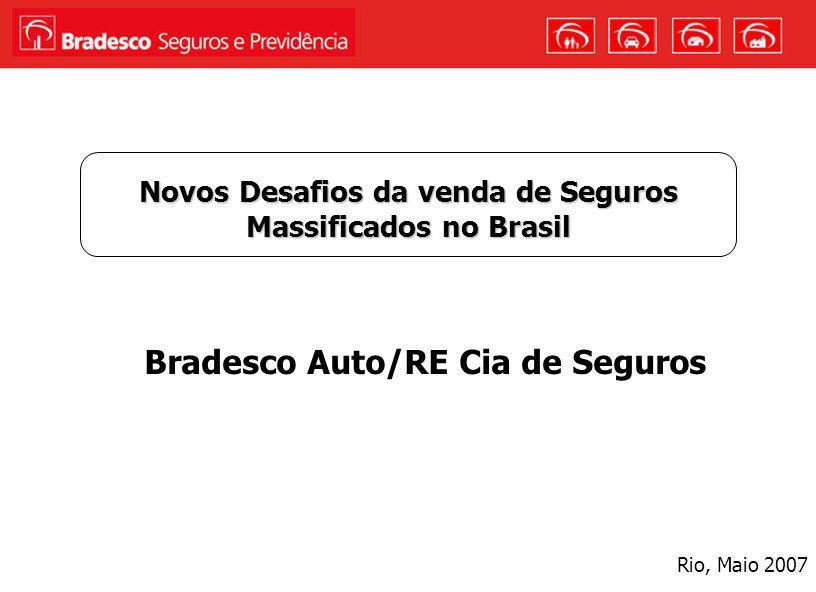 Novos Desafios da venda de Seguros Massificados no Brasil