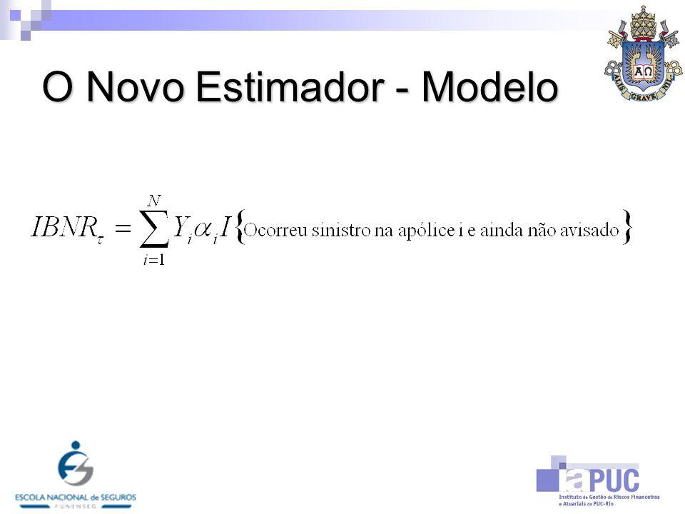O Novo Estimador - Modelo