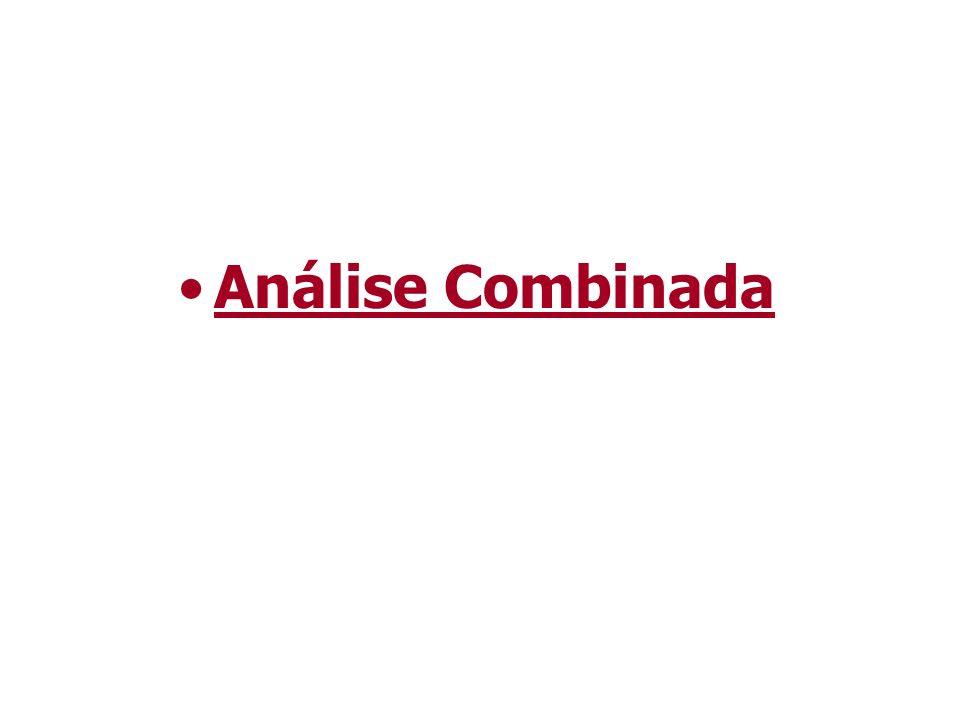 Análise Combinada