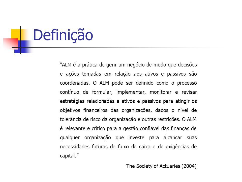 Definição The Society of Actuaries (2004)