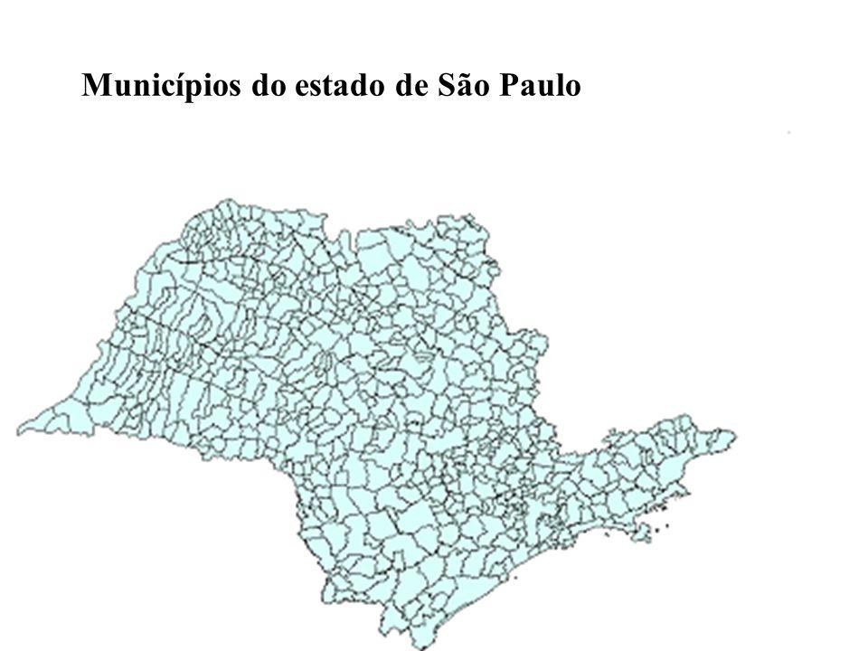 Municípios do estado de São Paulo