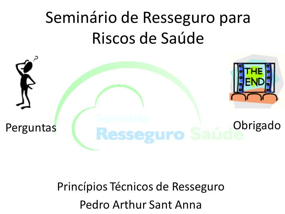 Seminário de Resseguro para Riscos de Saúde