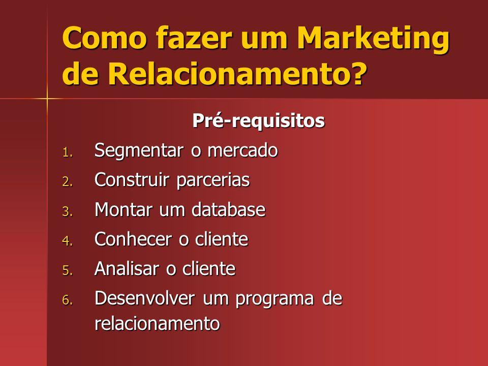 Como fazer um Marketing de Relacionamento