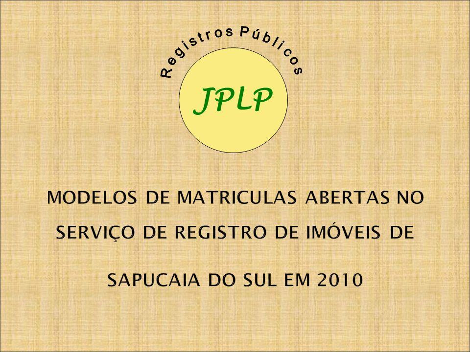 JPLP R e g i s t r o s P ú b l i c o s.
