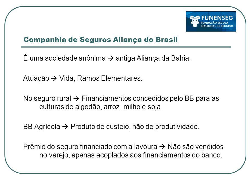 Companhia de Seguros Aliança do Brasil
