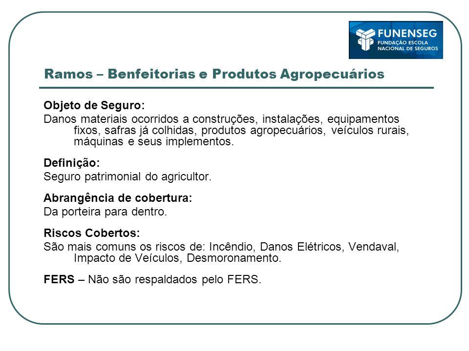 Ramos – Benfeitorias e Produtos Agropecuários