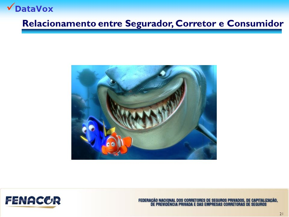 Relacionamento entre Segurador, Corretor e Consumidor