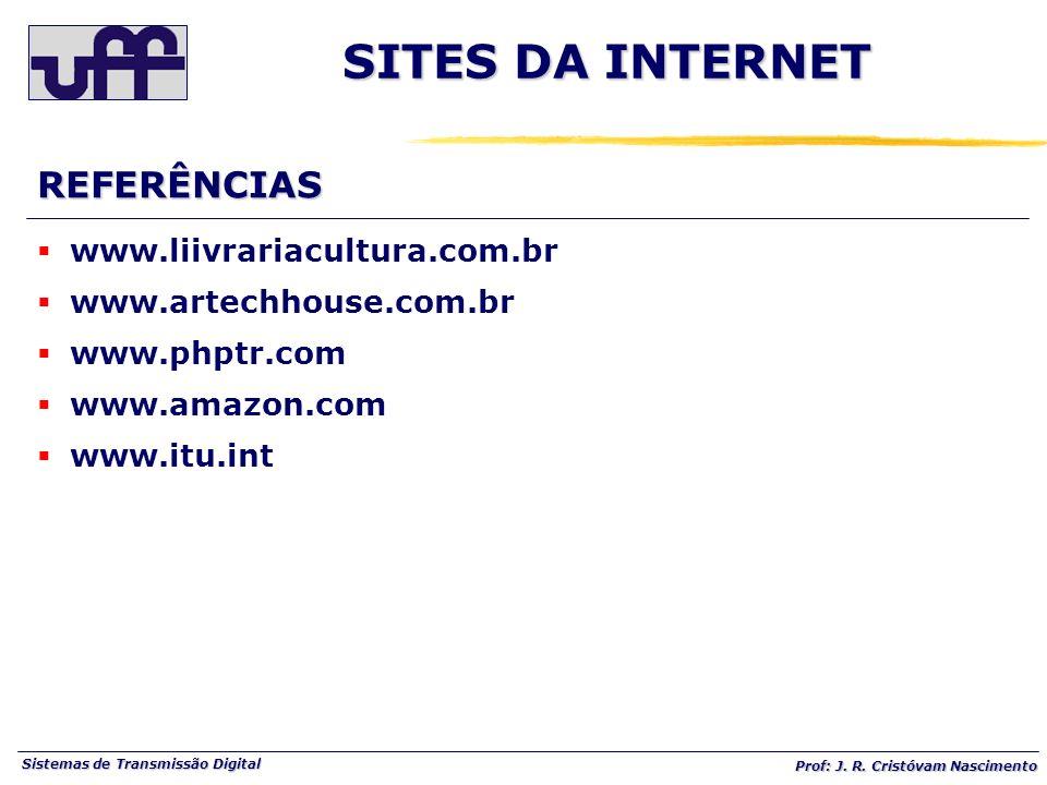 SITES DA INTERNET REFERÊNCIAS www.liivrariacultura.com.br