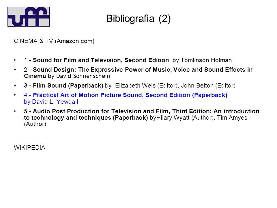 Bibliografia (2) CINEMA & TV (Amazon.com)
