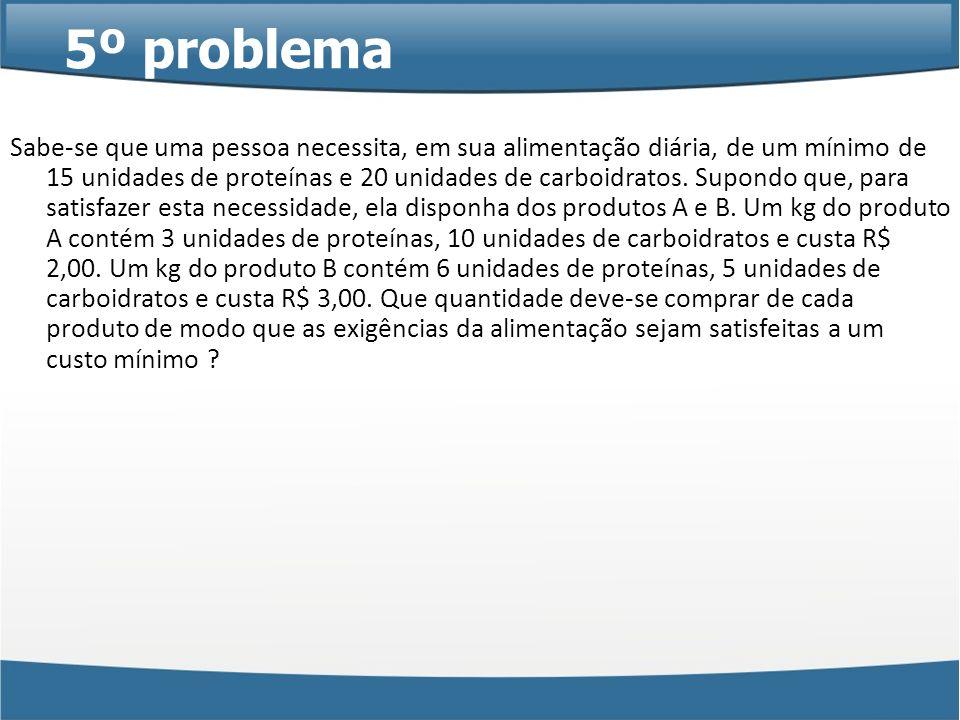 5º problema