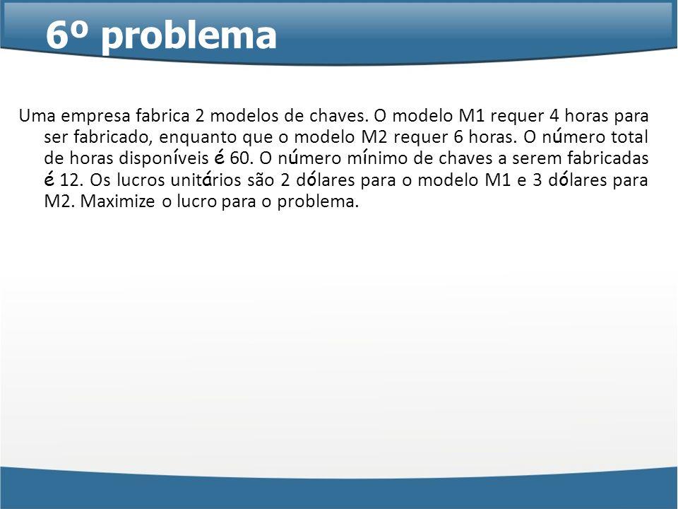 6º problema