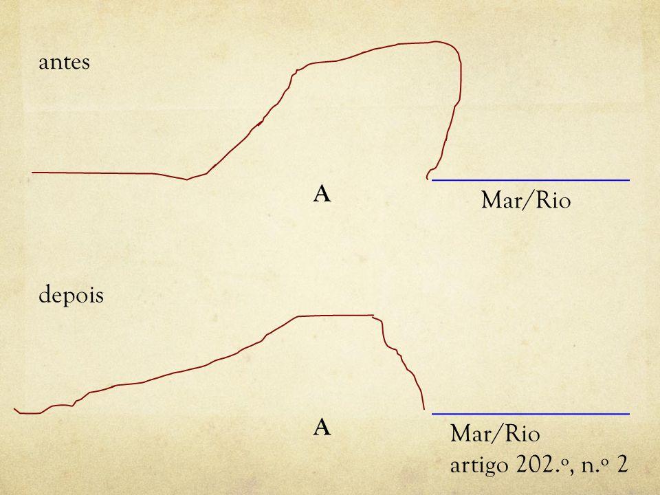 antes A Mar/Rio depois A Mar/Rio artigo 202.º, n.º 2