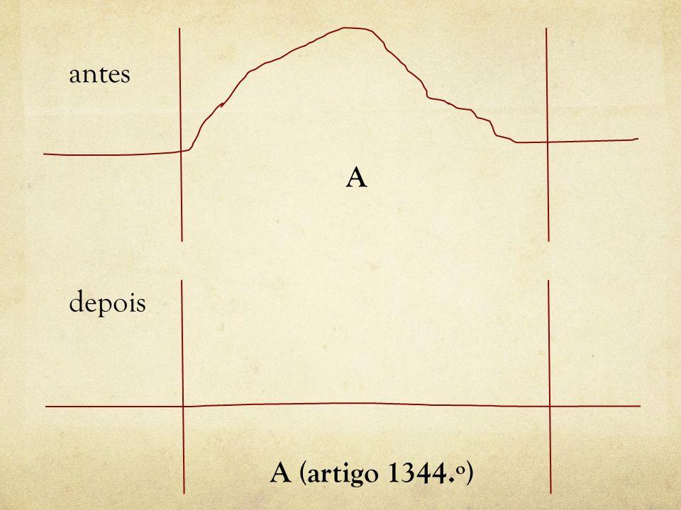 antes A depois A (artigo 1344.º)
