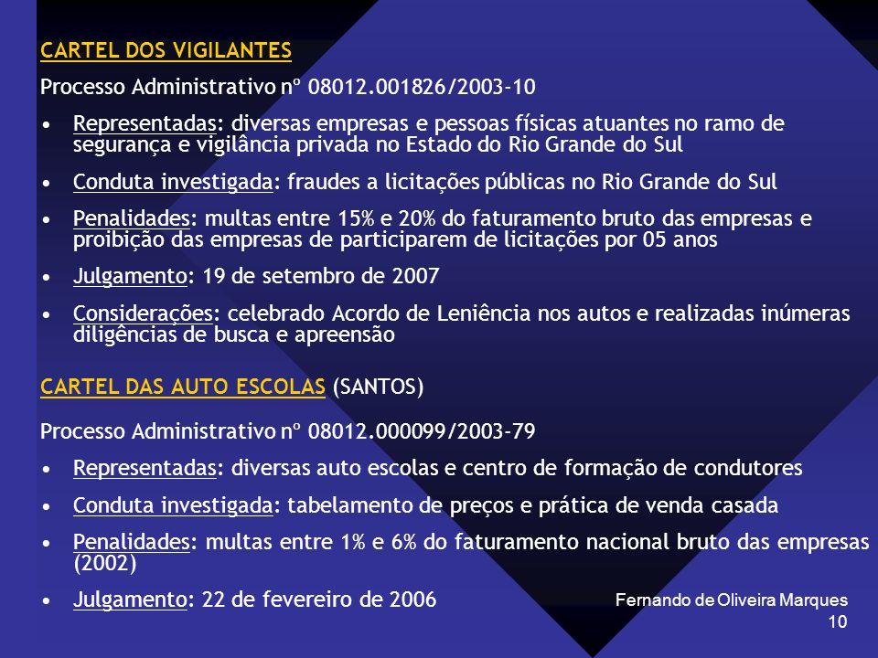 Processo Administrativo nº 08012.001826/2003-10