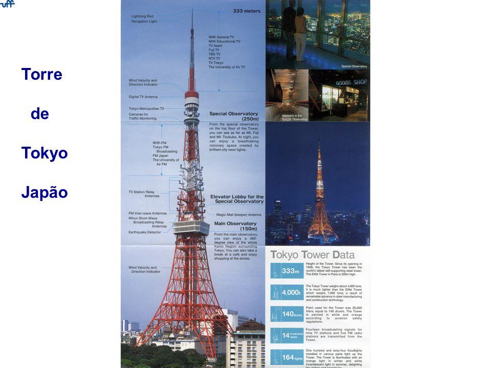 Torre de Tokyo Japão