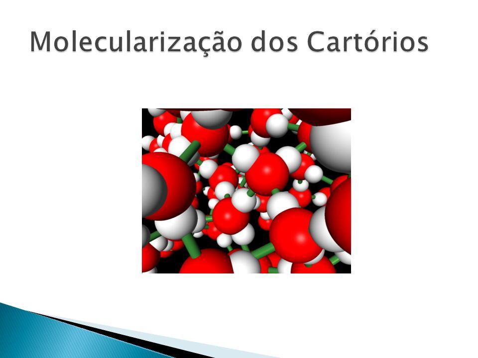 Molecularização dos Cartórios