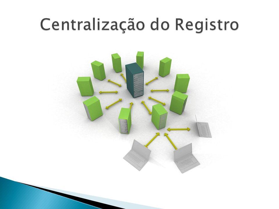 Centralização do Registro