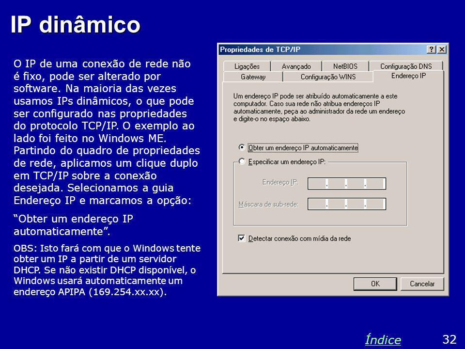 IP dinâmico