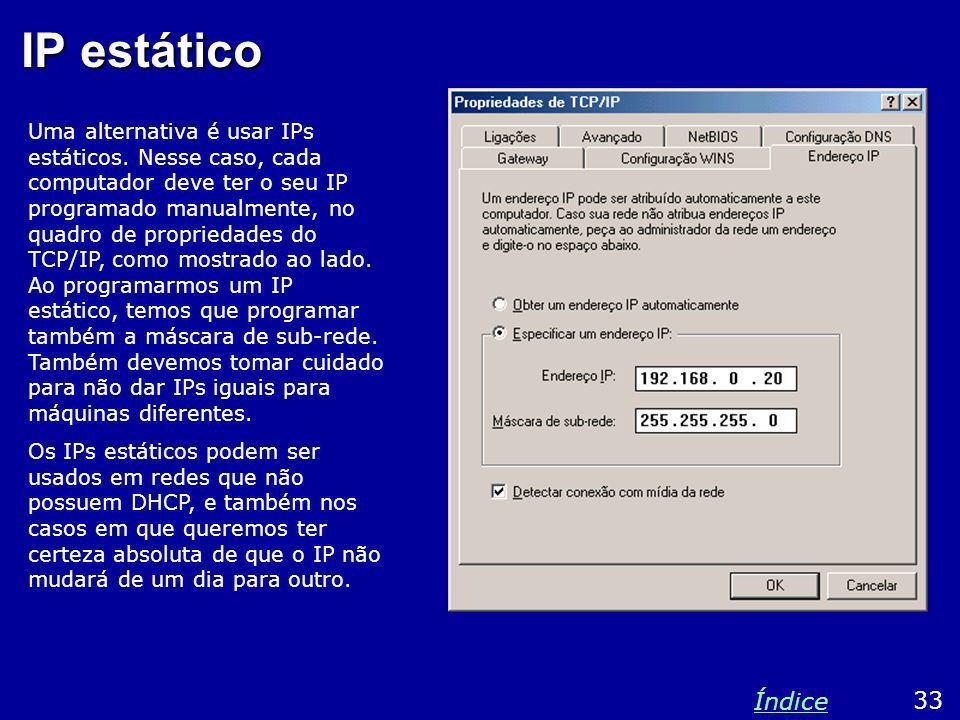 IP estático