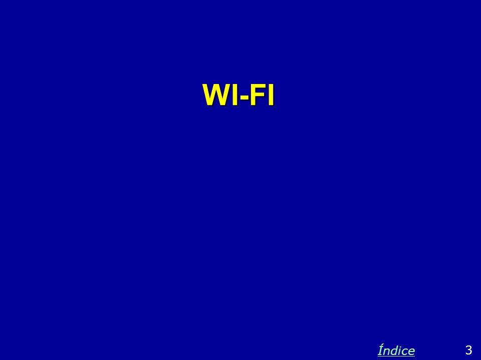 WI-FI Índice 3