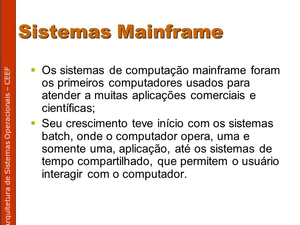 Sistemas Mainframe