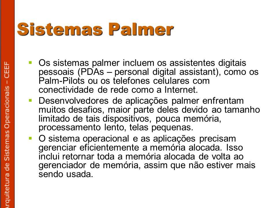 Sistemas Palmer