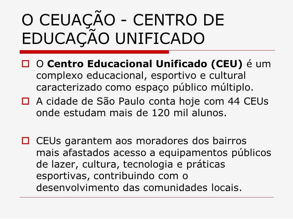 O CEUAÇÃO - CENTRO DE EDUCAÇÃO UNIFICADO