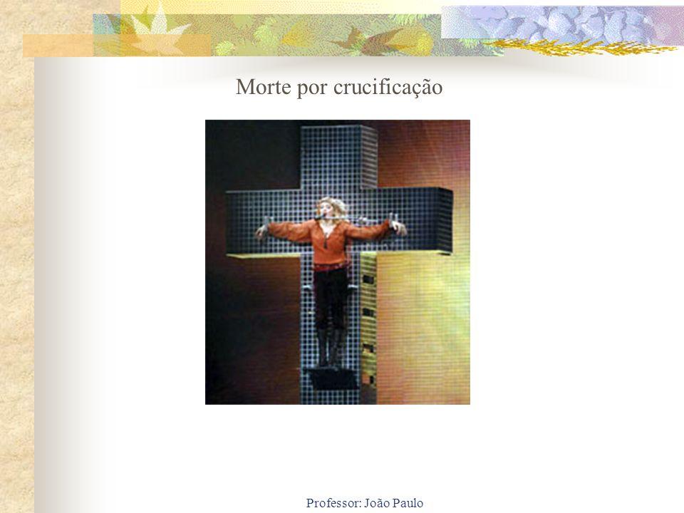 Morte por crucificação