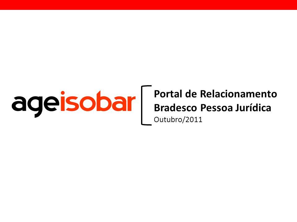 Portal de Relacionamento Bradesco Pessoa Jurídica