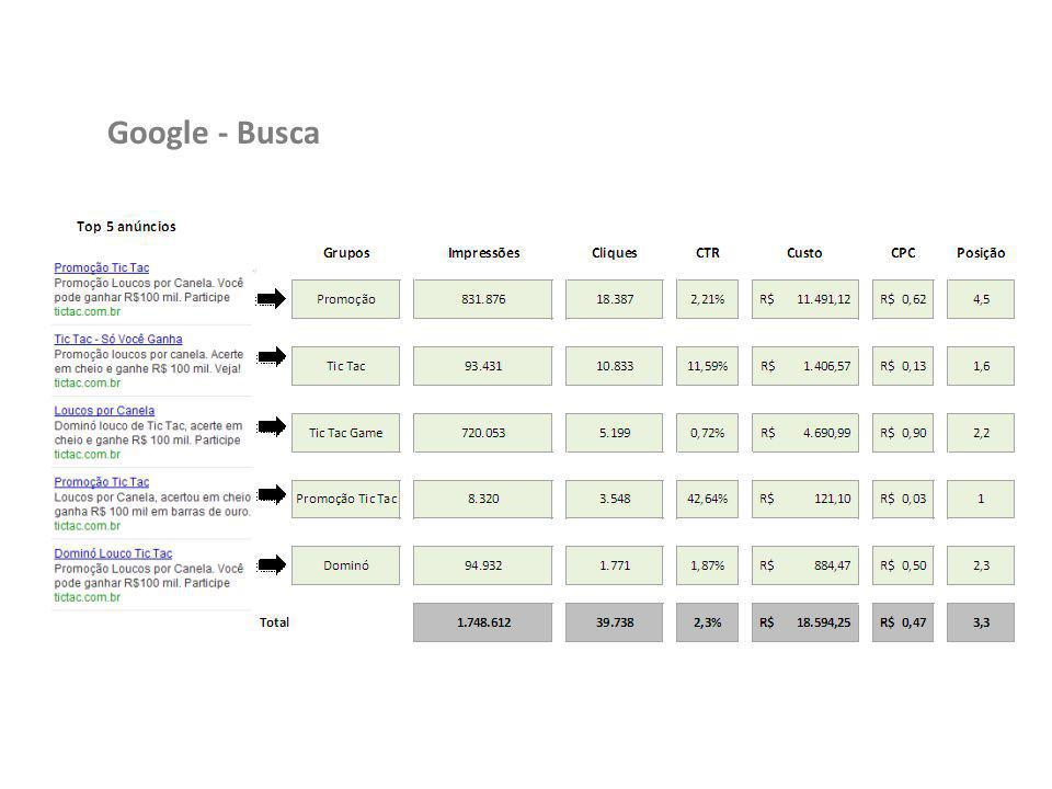 Google - Busca