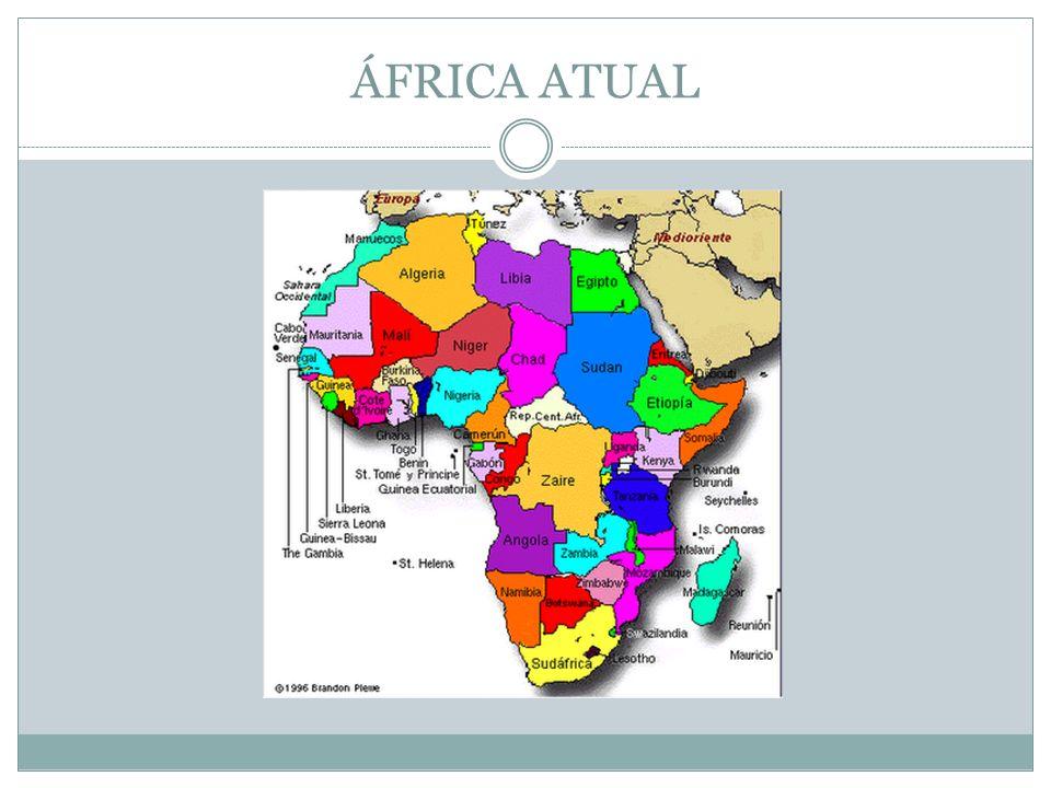 ÁFRICA ATUAL