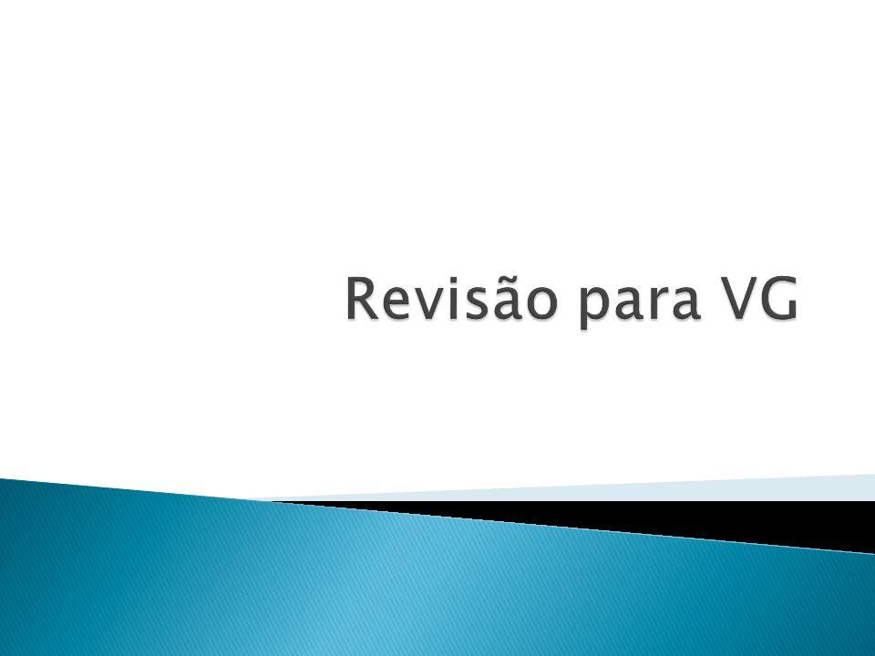 Revisão para VG