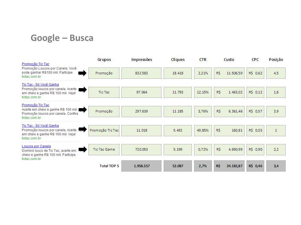 Google – Busca