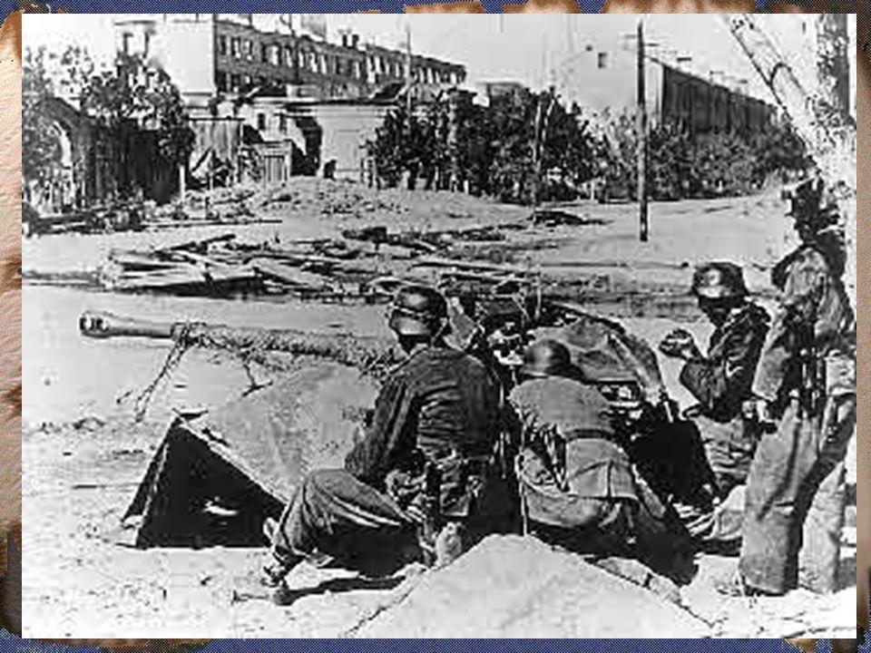 3.2 Batalha de Stalingrado (1942 – 3)