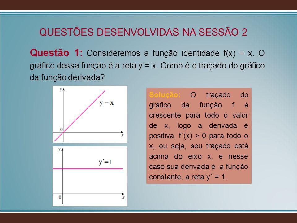 QUESTÕES DESENVOLVIDAS NA SESSÃO 2