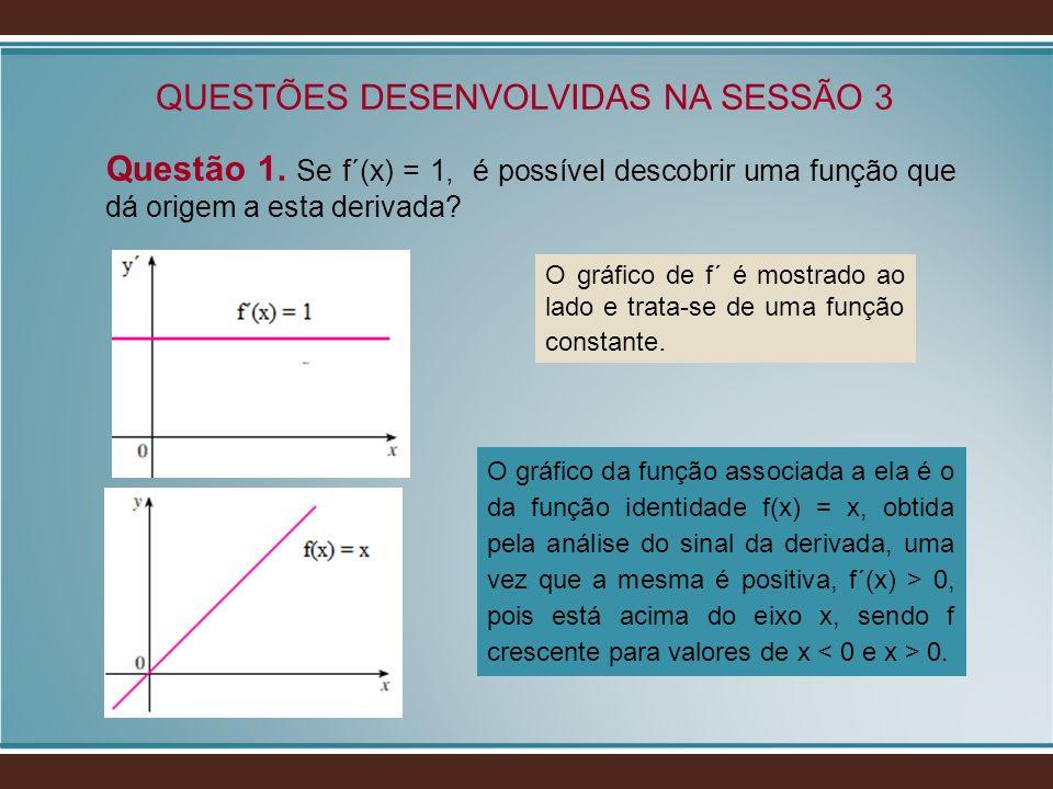 QUESTÕES DESENVOLVIDAS NA SESSÃO 3
