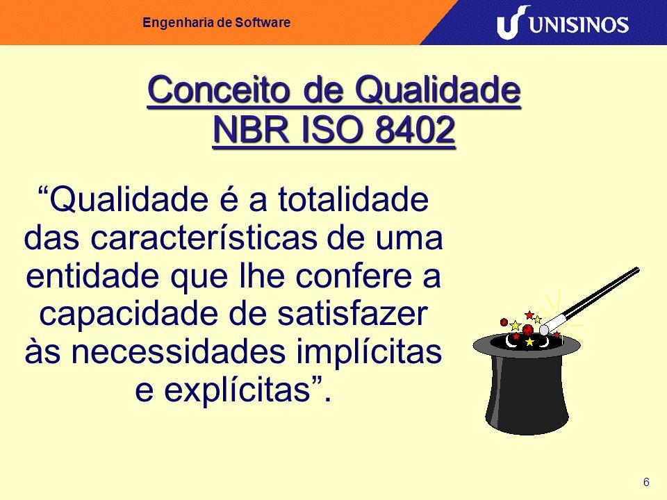 Conceito de Qualidade NBR ISO 8402
