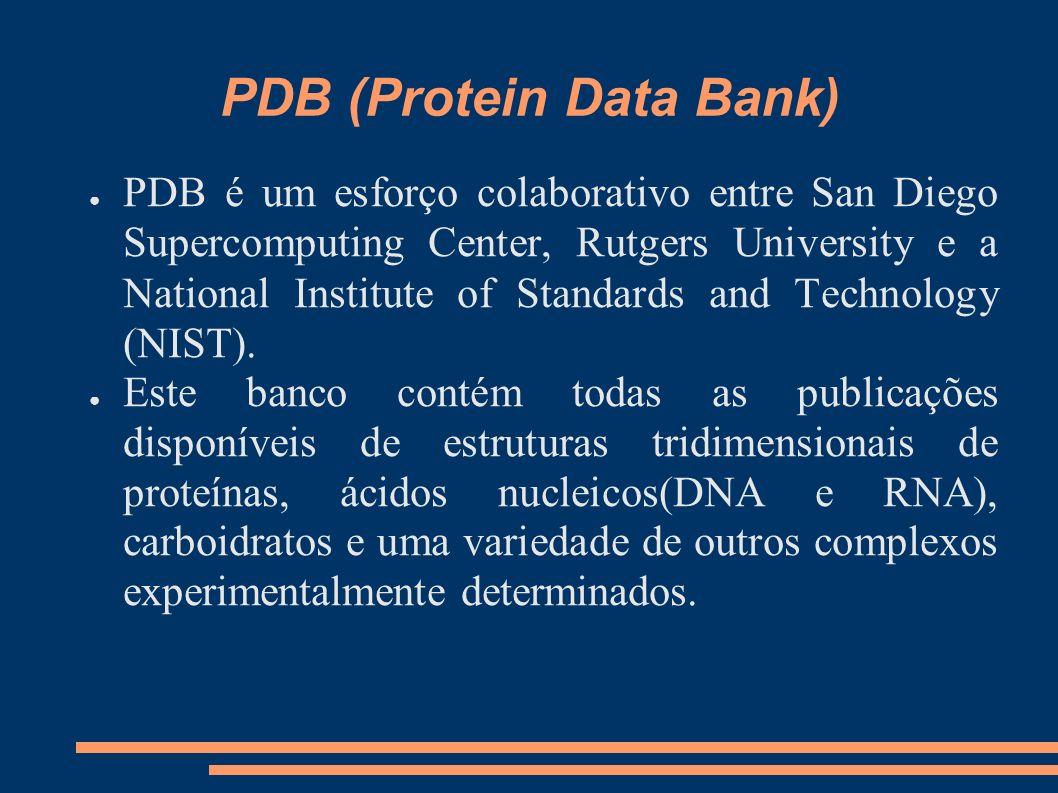 PDB (Protein Data Bank)
